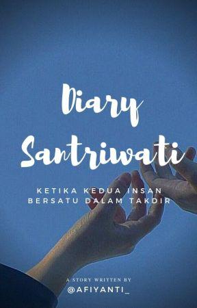 Diary Santriwati Tim Padus Wattpad