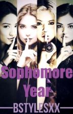 Sophomore Year (Glee [Book 1]) by bstylesxx