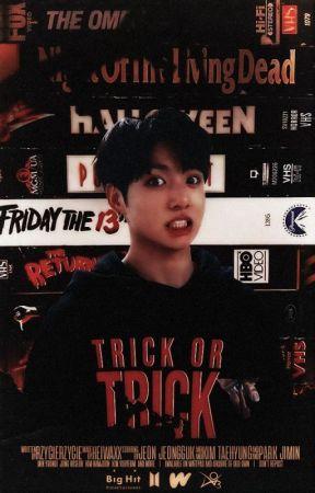 TRICK OR TRICK #taekook #yoonkook by rzycierzycie