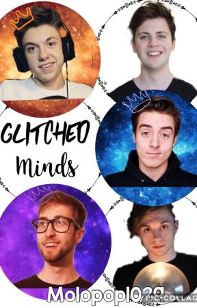 Glitched Minds (DENIS, ALEX, SKETCH, CORL AND BANDI A U