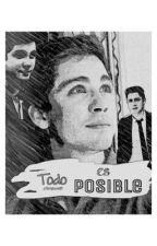 Todo es posible (Logan Lerman y tu) #Wattys2016 by Marijose1D