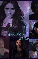 Telequinesis by LuisaHG02
