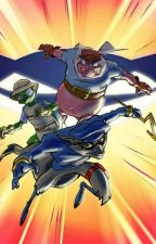Sly Cooper characters encyclopedia  by kayla_portugal110