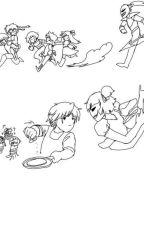 grouptale rp by animenightmaressans