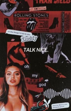 TALK NICE.   ━ plot shop! by FuzzyOstrich