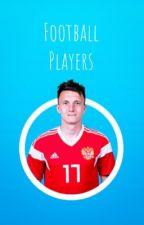 Football players⚽️✨ by The_Matryoshka12