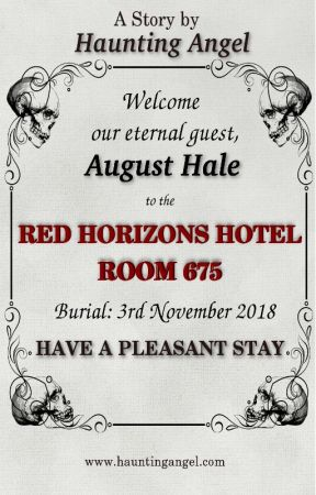 Red Horizons Hotel -- Room 675 by HauntingAngel