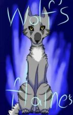 Wolfs Flames by speckledvulpix