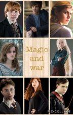 Magic and War by Percabeth_fan22