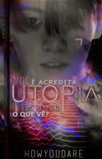 Utopia || pjm + jjk by HowUdare