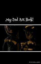 My 8th Art Book! by -BATIM_Kira-