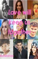 Love will keep us Together {Sequel to Nobody Compares} by mxarixa