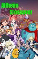 alfheim crossover by ClimaxF7
