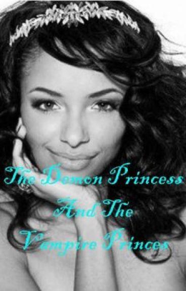 The Demon Princess And The Vampire Princes