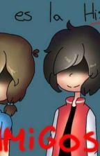 Amigos y Algo Más {Frededdy} (Yaoi) [Comic] by 61es05