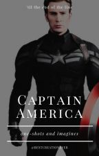 captain america one-shots/imagines by bestcreationever