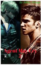 Agent May Cry 2 by Faith_Kennedy