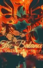 The Balance ( Deltarune x Reader ) by morrow-