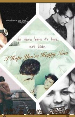I Hope You're Happy Now by xxDominikxxx