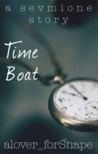Time Boat by alover_forSnape