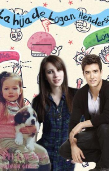La hija de Logan Henderson