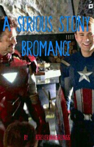 A Serious Stony Bromance (Steve x Tony)