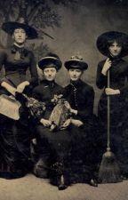 Las brujas [Feminismo] by Yuuricorn