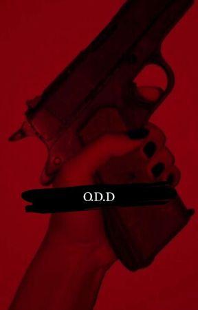 《 O D D 》 by white_black_cat