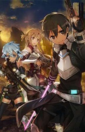 Sword Art Online: Fatal Bullet (Kirito x Yuuta Tendou x