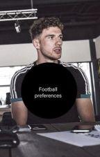 Football Preferences 4✨ by niklassuele