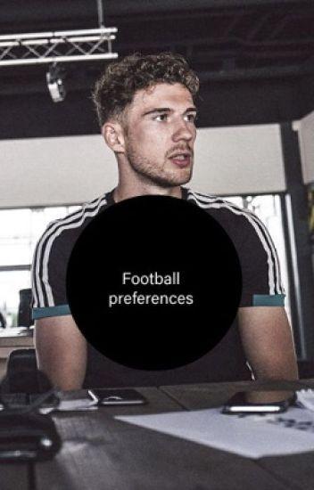 Football Preferences 4✨