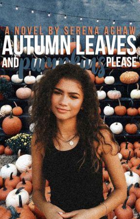 Autumn Leaves & Pumpkins Please by serenaachaw