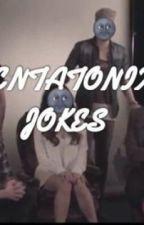 Pentatonix Jokes by NotYourAverageAngel