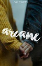 Arcane by -whelve