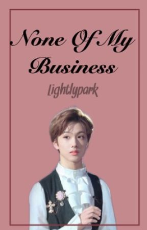 None Of My Business • ChenSung by lightlypark