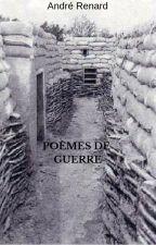 Poèmes de guerre by Terrafoxx