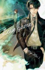 Love game pdv Levi by _kannaa