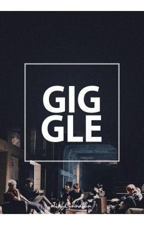 giggle   VK + BTS by TinyCinnabun