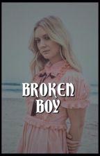 Broken Boy by gallantss