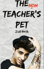 The Non Teacher's pet - Ziall Horlik *slow updates* by Pazzypoo