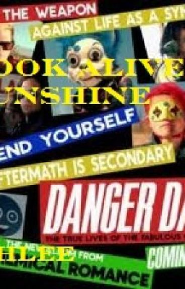 Look Alive, Sunshine(a MCR fanfic) by frotorolove