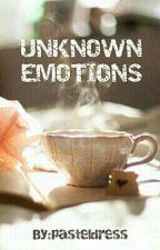UNKNOWN EMOTIONS {Monsta X Kihyun Fanfiction} by pasteldress