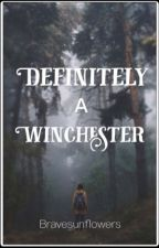 Definitely A Winchester {1} [EDITING] by kazisnotonfire