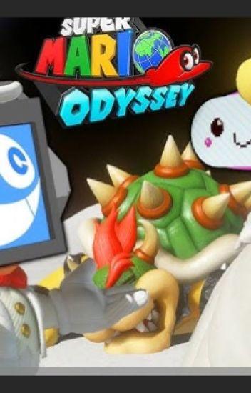 Super Mario Odyssey ending (Fandorid version