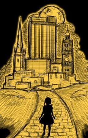 La escapologista (One-shot) by MarcheLockheart