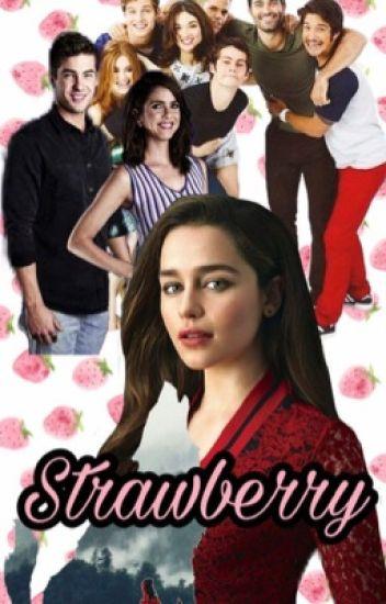Strawberry | McCall Pack + Theo + Derek