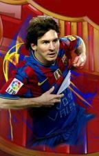 Lionel Messi by DanielGherasim8