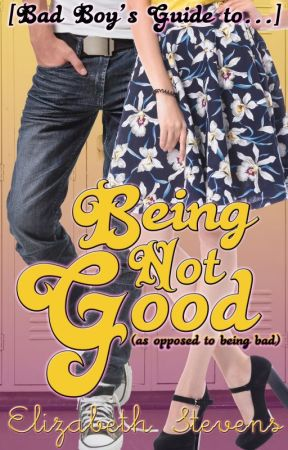 [Bad Boy's Guide to...] Being Not Good #uneditedsneakpeek by writeriz