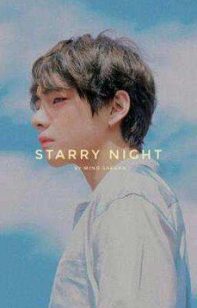 ° starry night ° by mino-sakura