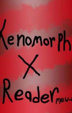 Xenomorph X Reader by MewChanXD